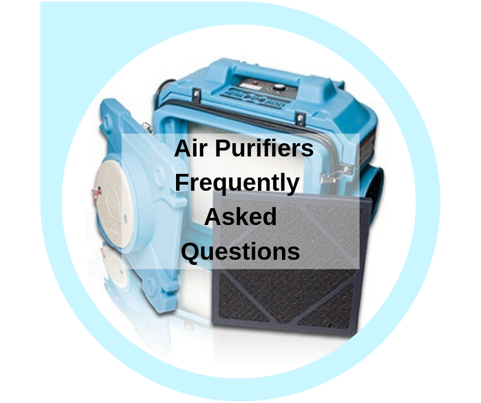 Our most frequently asked questions about air purifiers