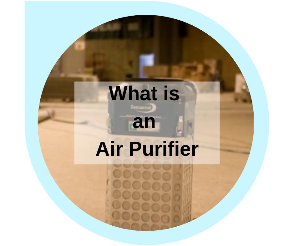 what is an air purifier