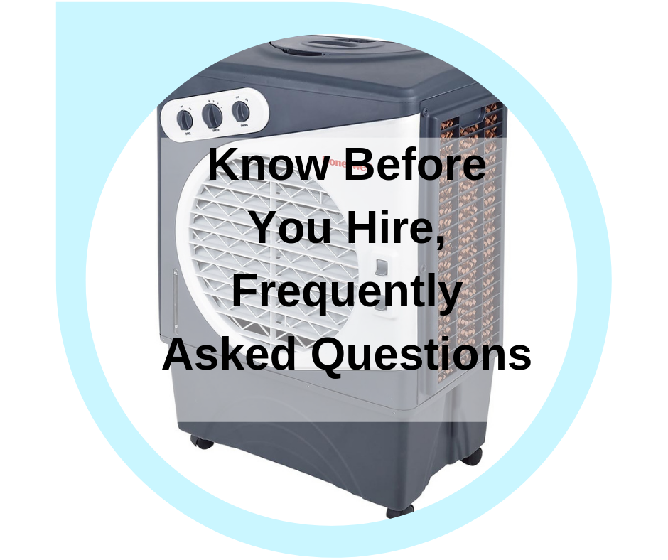 Before you hire frequently asked questions