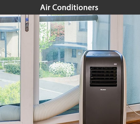 Medium and large air conditioners for hire at Aircon Hire, Dublin